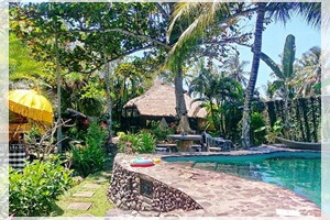 Unique Villa For Sale near Virgin Beach Karangasem #6563