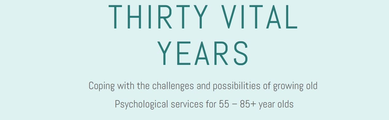 Thirty vital years