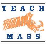 Teach Mass logo