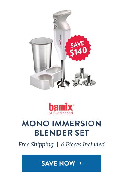 Bamix Immersion Blender: Save $140