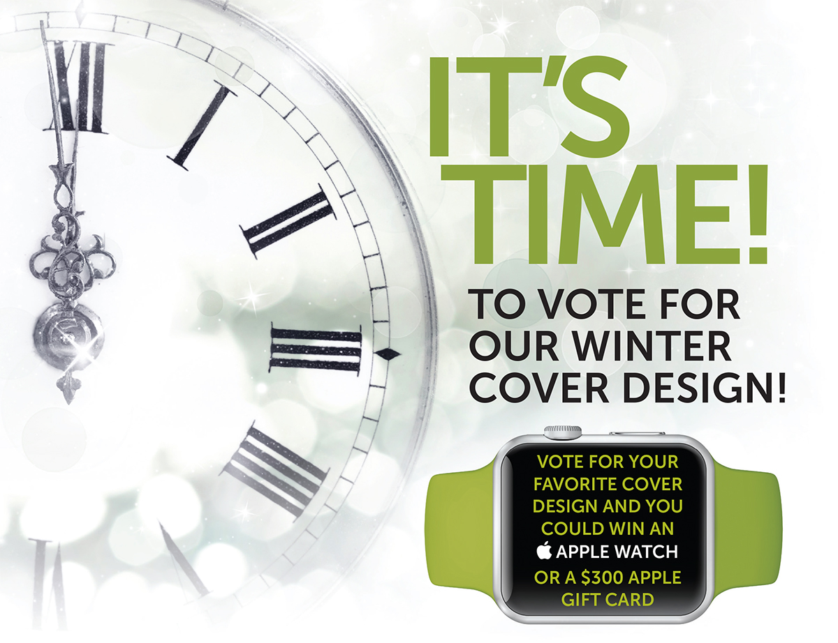 It's Time to Vote For Your Favorite Cover Design