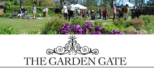 The Garden Gate -- April 2012