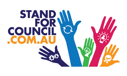 Stand for Council logo