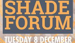Shade forum 2015