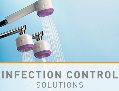 Logo infection control Solutions Filt'RAY 2G