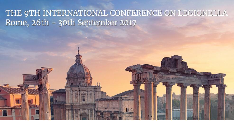 Conférence Internationale sur la Légionelle à Rome