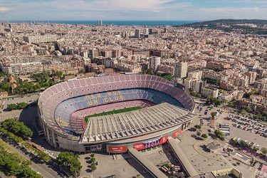 Voetbalvakantie Barcelona