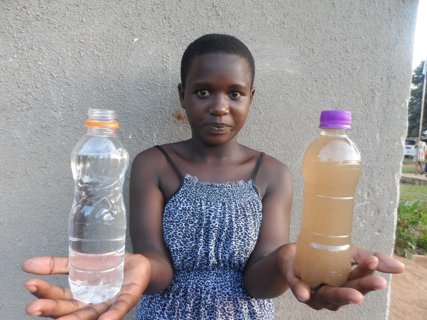 A ripple effect for girls