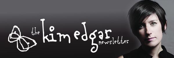 the kim edgar newsletter