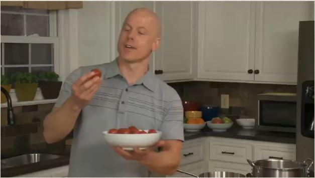 Chef Nathan Lyon