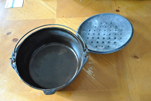 Dutch Oven Cast Iron