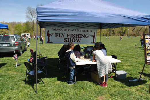 Fly Fishing Demo