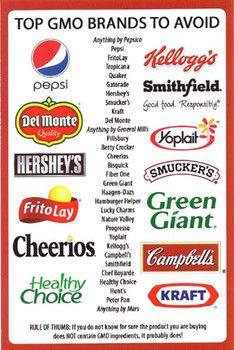 GMO Brands