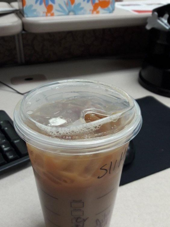 Starbucks Strawless Lid