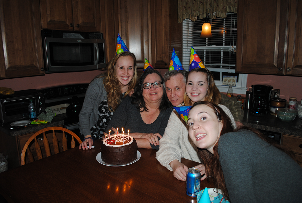 Molly's Birthday 2013