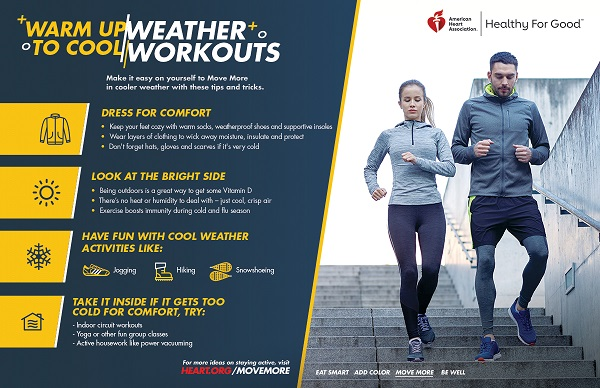 Cool Weather Workouts