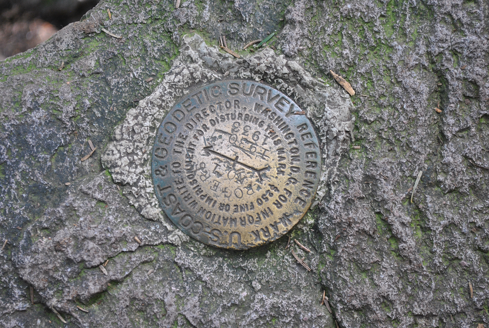 Survey Summit Marker