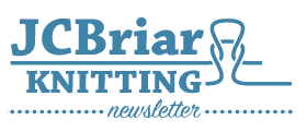 JCBriar Knitting newsletter