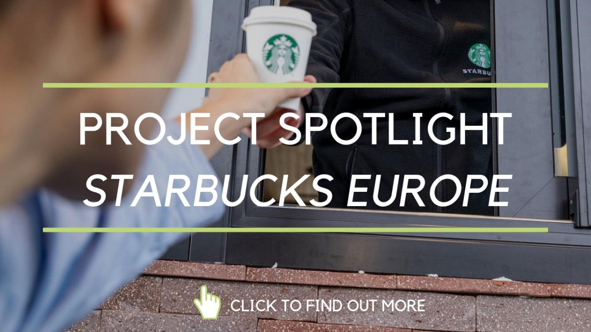 Project in the spotlight: Starbucks
