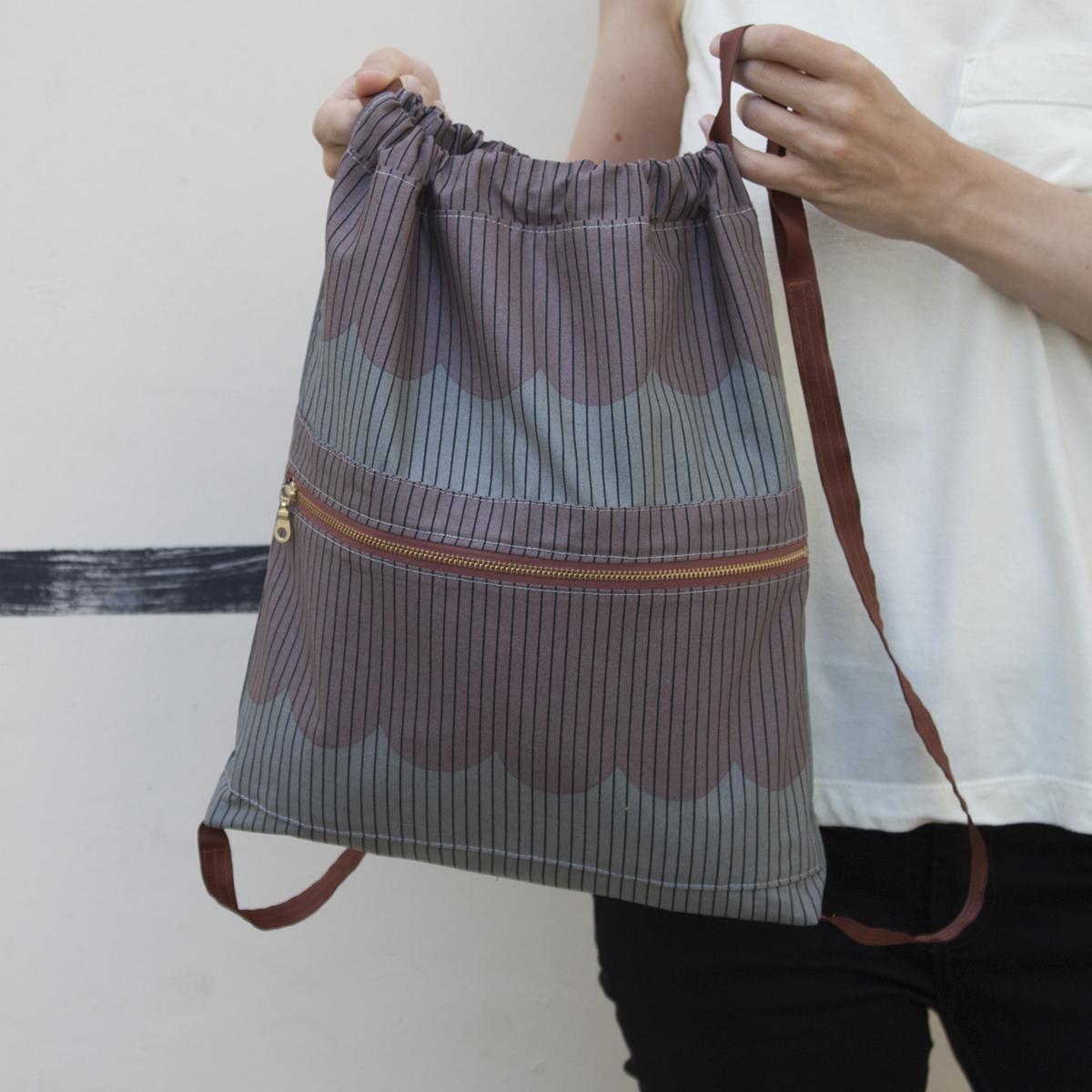 Harriot String Bag