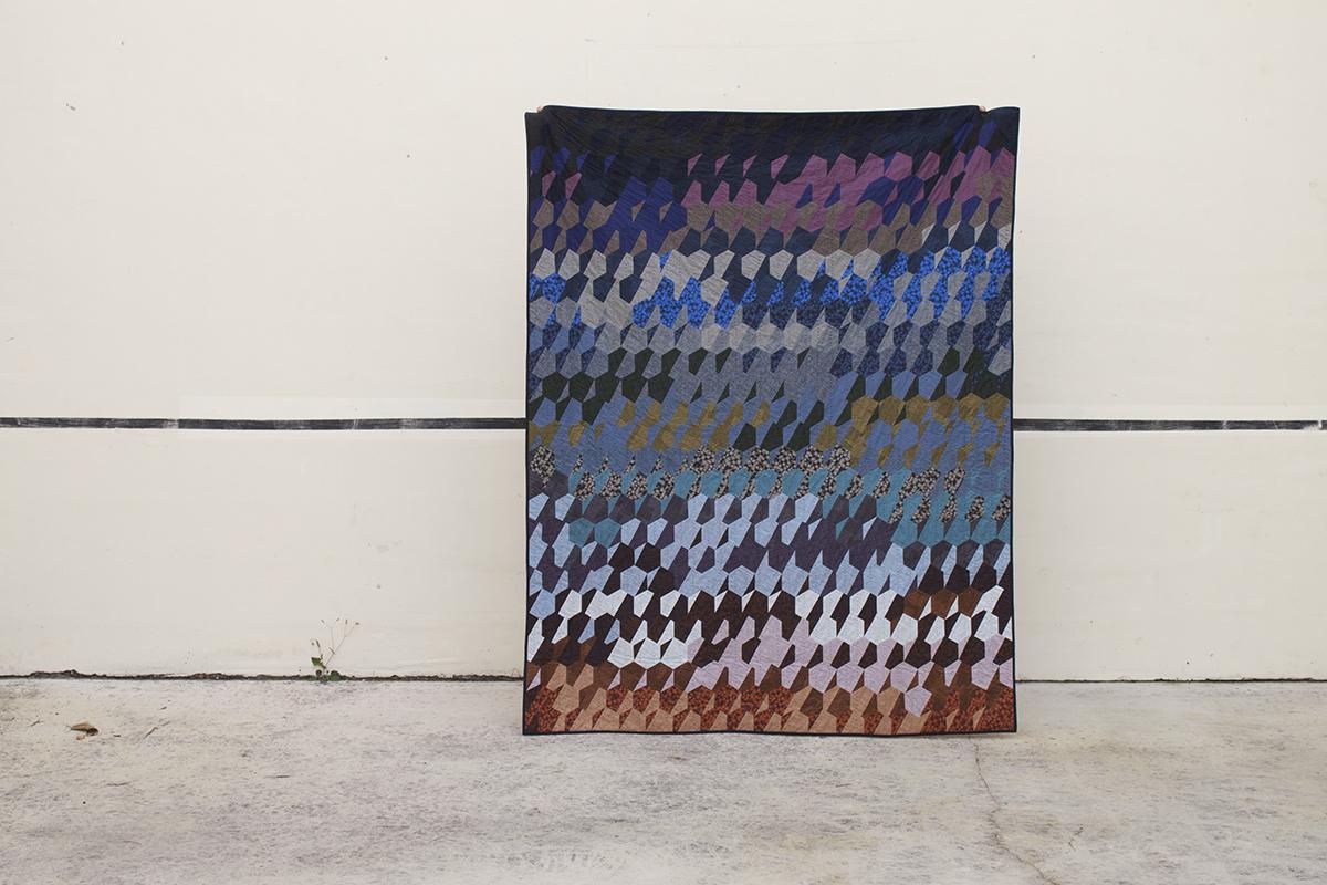 Arlo Quilt . Carolyn Friedlander