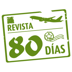 Newsletter gratuita de Revista80dias