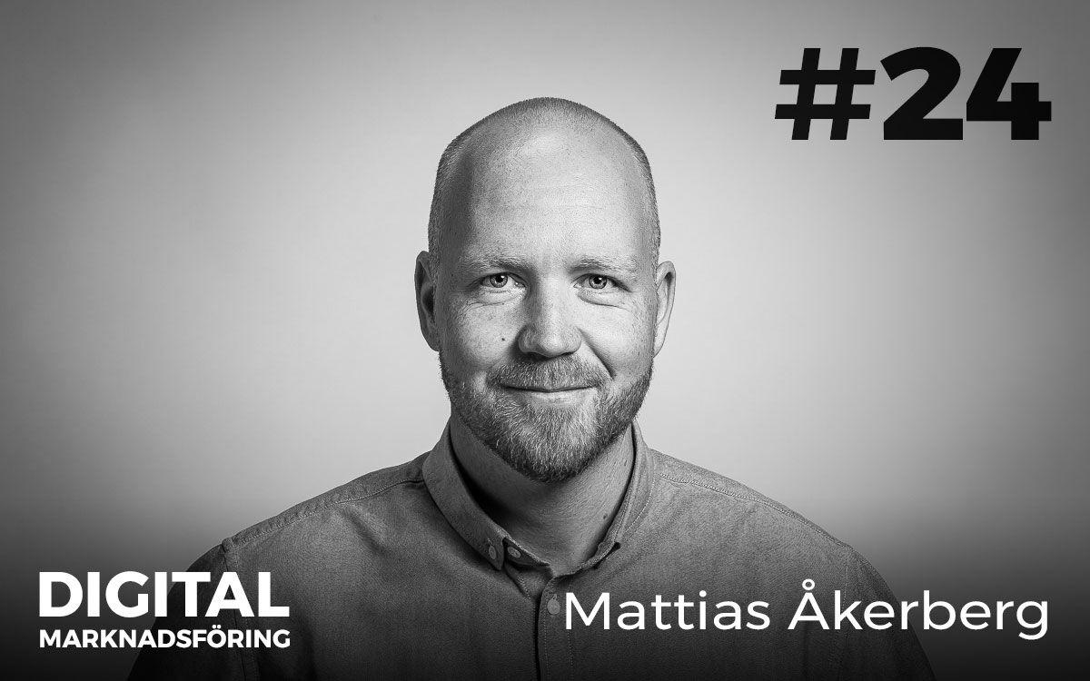 Mattias Åkerberg om digital copywriting i podd