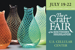 the village potters, craft fair of the southern highlands, july 19-22