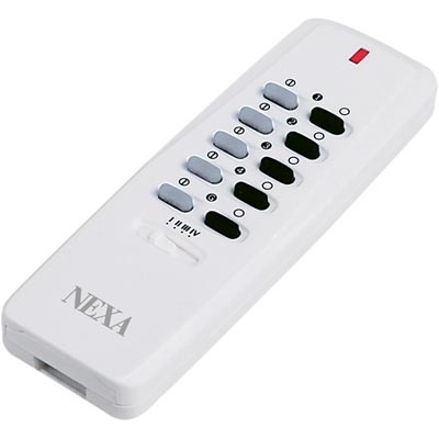 Nexa LYCT-705 ‐kaukosäädin, valkoinen