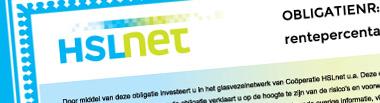 HSLnet Obligaties