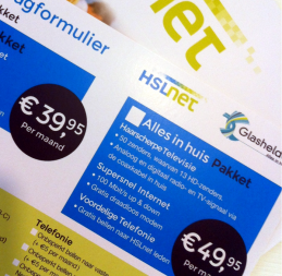 HSLnet aanvraagformulier