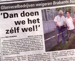 Artikel Telegraaf