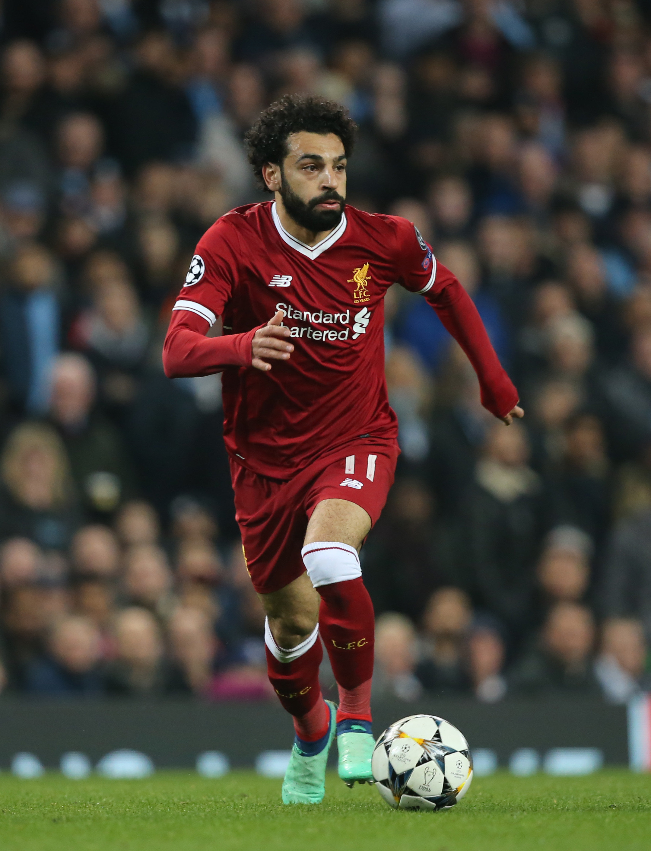 Mohamed Salah for Liverpool