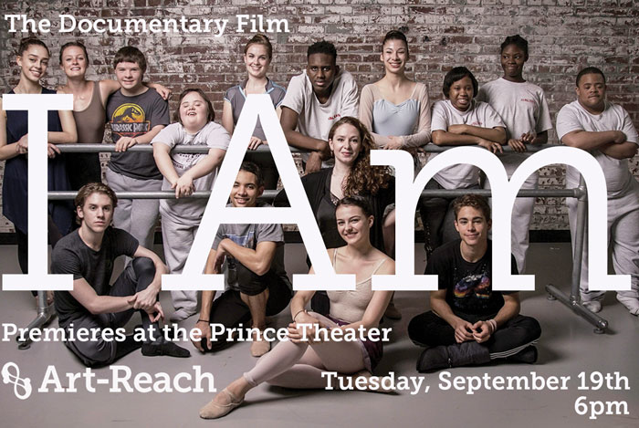 Art-Reach presents I AM Premiere