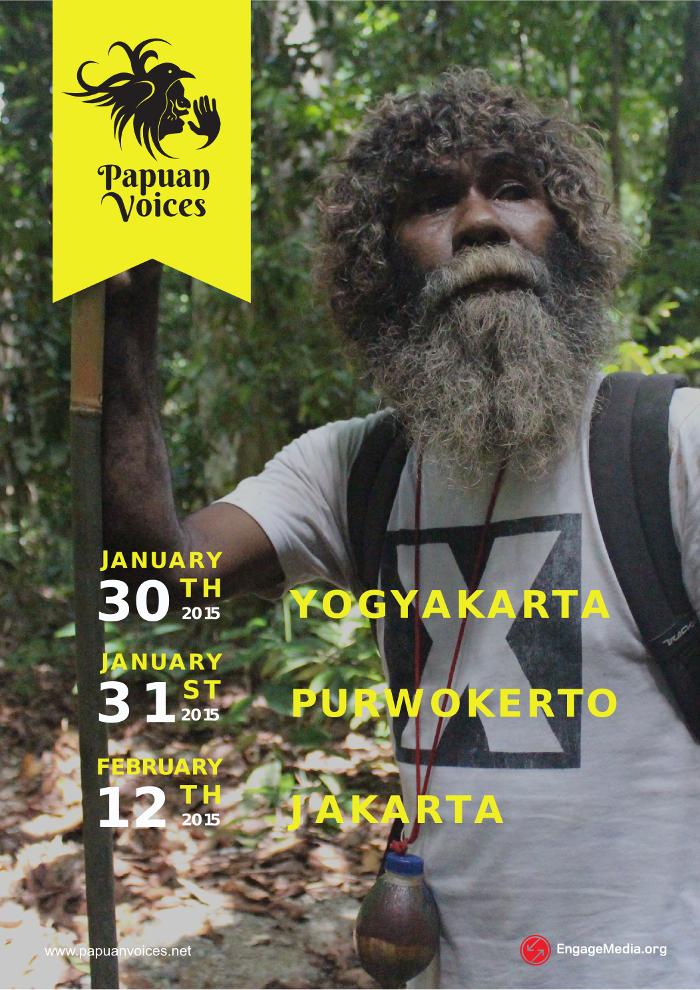 Papuan Voices Indonesian Screenings