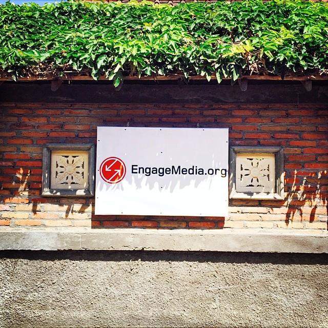 EngageMedia Office, Yogyakarta