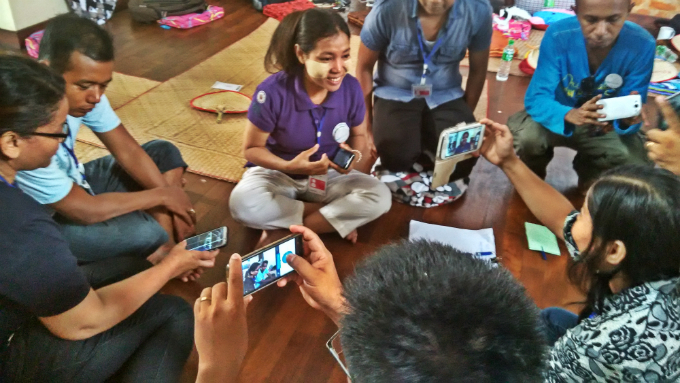 Learning from Southeast Asia in Myanmar
