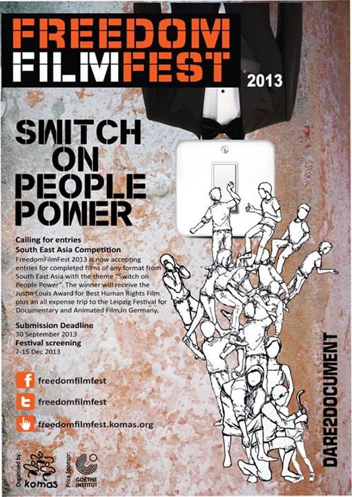 Freedom Film Fest 2013