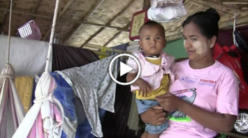 Burma's Displaced Muslims Still Waiting for a Home