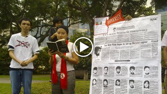 Remembering 22 Singapore Victims of the ISA