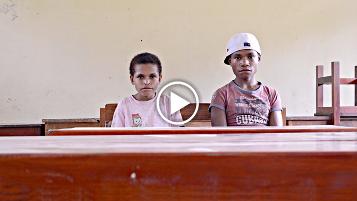Hopes of the Cendrawasih Children