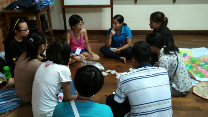 The Gender Talks at Camp Chindwin