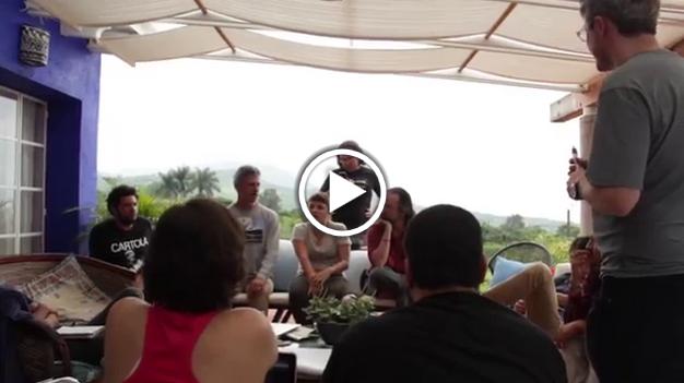 Video Summary of v4c Mexico Convening
