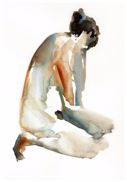 Workshop: Life drawing from a model @ Studio Georgeville | Georgeville | Québec | Canada