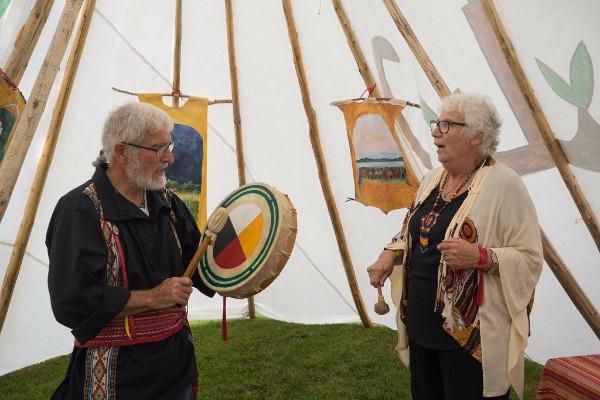Native Spirituality @ Murray Memorial Centr | Stanstead | Québec | Canada