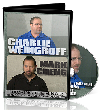 Click for info on Hacking the Hinge DVD by Charlie Weingroff and Mark Cheng