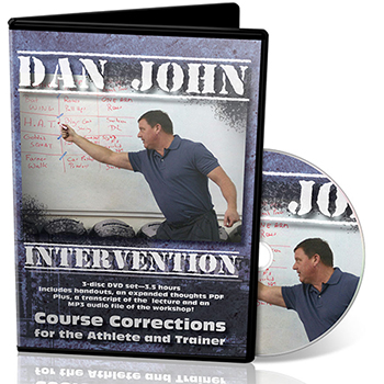 Dan John Intervention DVD image
