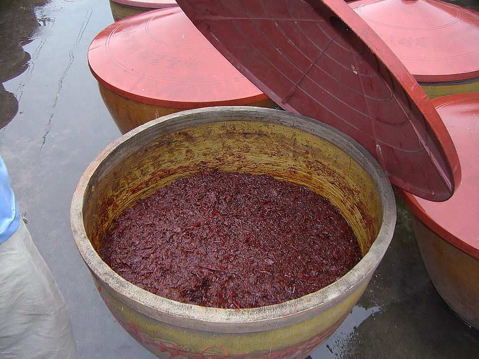 Aged Pixian Doubanjiang (chili bean paste)