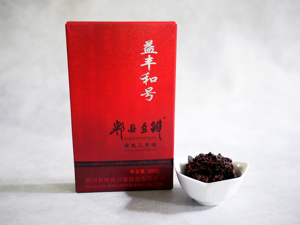 3-Year Pixian Chili Bean Paste
