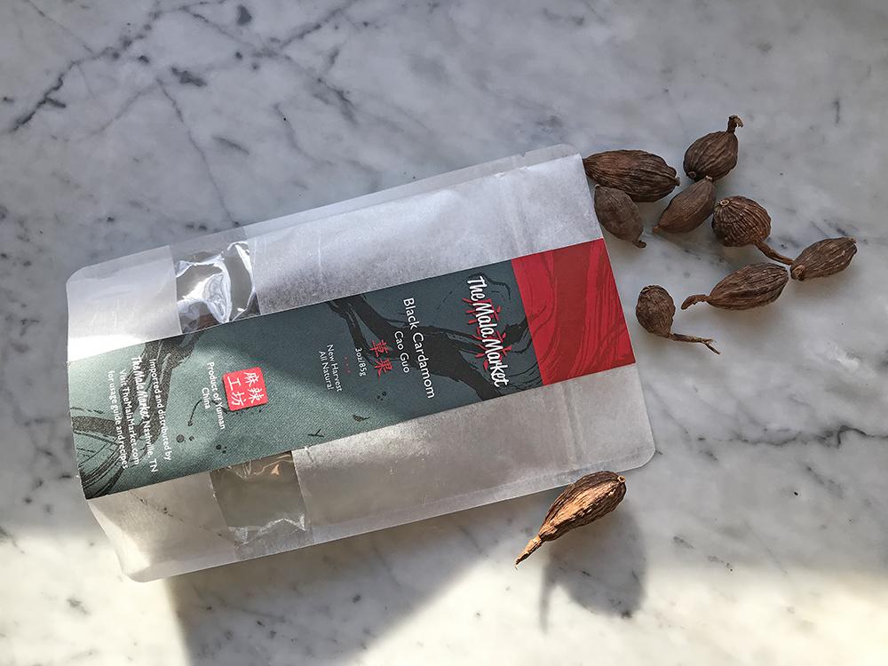 Chinese Black Cardamom